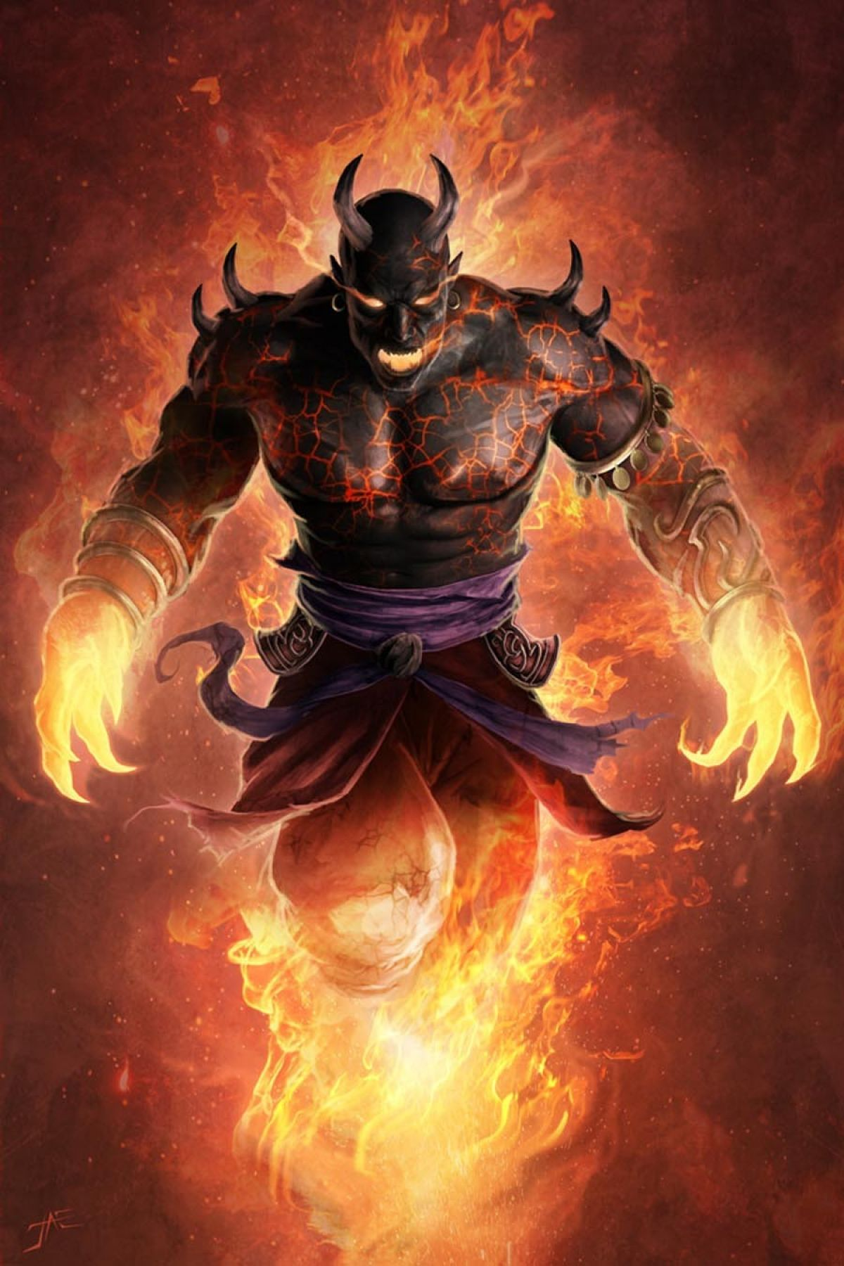 The Ifrit (2)