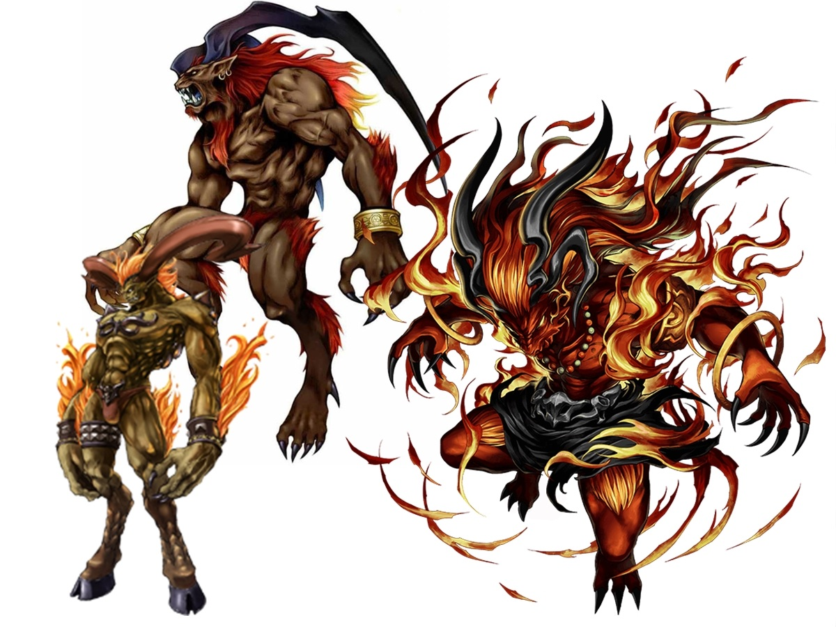 The Ifrit (3)