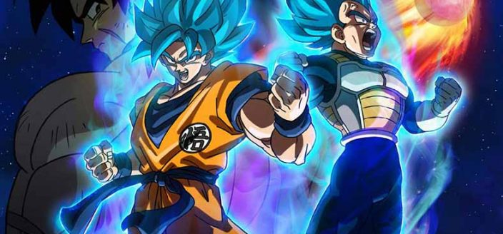 Dragon ball super Saiya